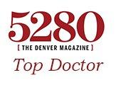 5280 Magazin Top Doc Award Winner