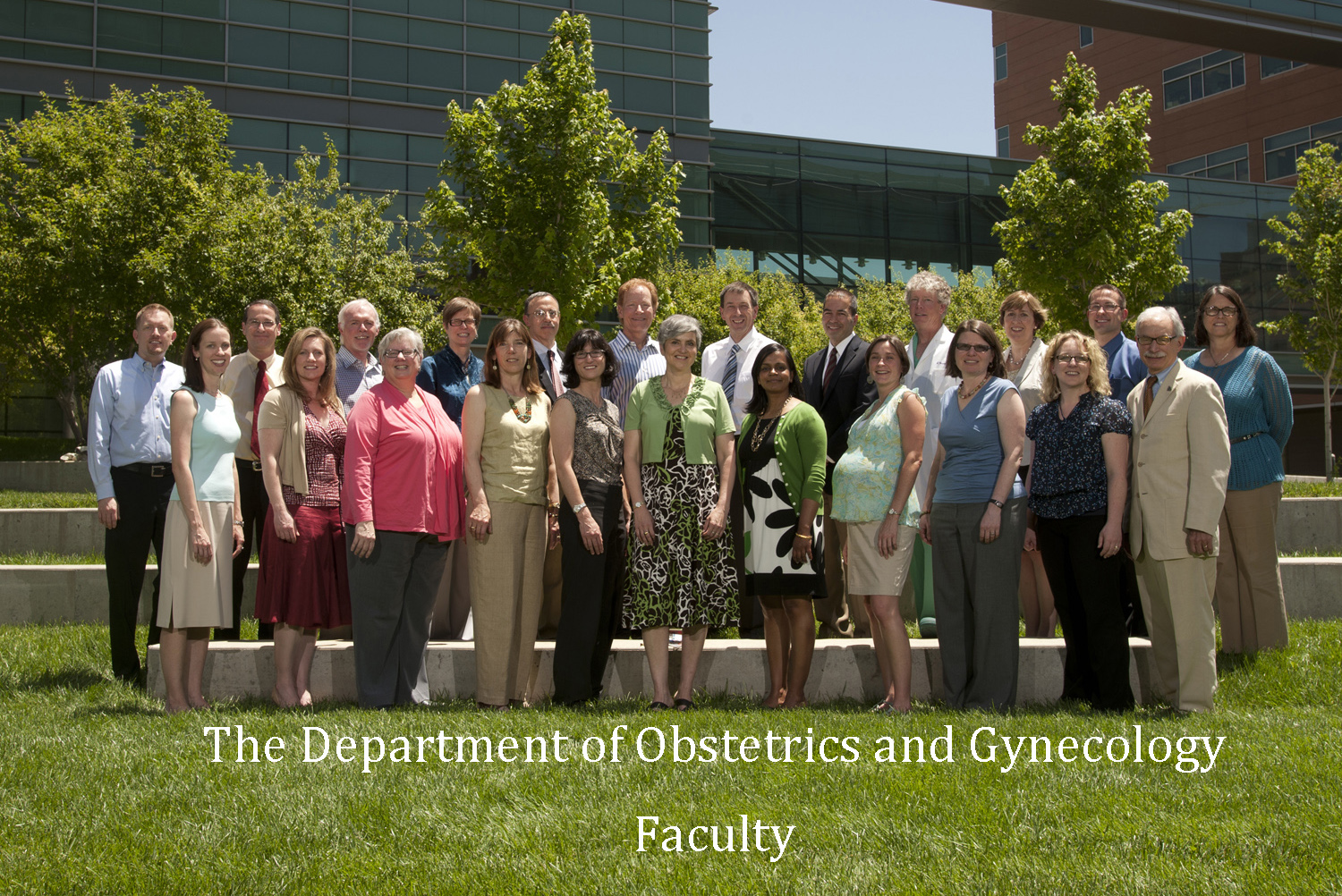 University of Colorado Department of OB-GYN Faculty