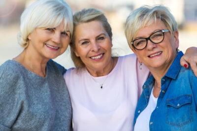 Group of diverse women in menopause trial | CU OB-GYN
