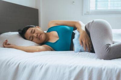 woman managing her endometriosis symptoms at home | CU OB-GYN | Denver, CO